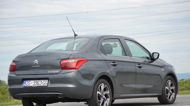 Citroën C-Élysée: Pošten komad auta za relativno mali novac