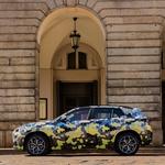 VIDEO BMW X2 - ulazak na mala vrata među najslavnije, kamufliran na Milano Fashion Weeku (foto: BMW)