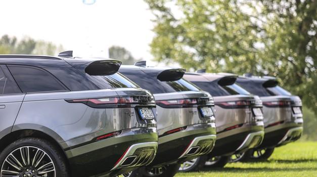 Stigao je najcool SUV - Range Rover Velar, s cijenom 1,5 milijuna kuna