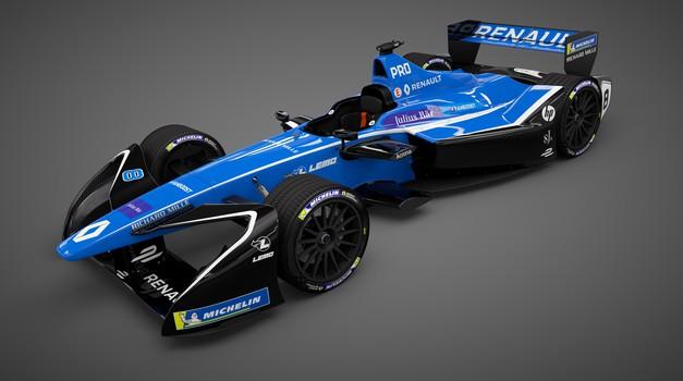 Renault e.dams predstavlja novi izgled za sljedeću sezonu Formule E