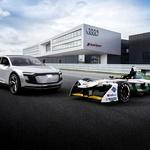 Audi predstavio svoj prvi potpuno električni trkaći automobil (foto: Audi)