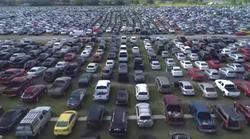 VIDEO: Uragan Harvey iza sebe ostavio groblje automobila