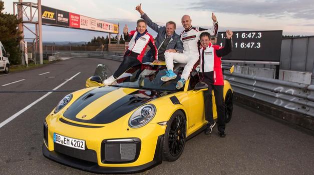 Oborio rekord: Porsche GT2RS najbrži je Porsche 911 svih vremena!