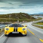 Ford GT je na sjeveru Norveške postavio rekord (foto: Ford)