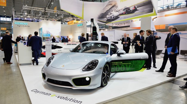 Porscheova Cayman e-volucija najavljuje električnu budućnost tvrtke
