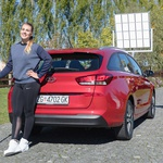 VIDEO: Sara Kolak osvojila i konkretnu nagradu - do 2020. voziti će Hyundai i30 Wagon (foto: start promo)