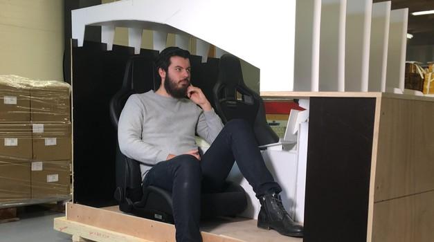 """Mate Rimac nam je prije godinu dana rekao: """"Concept 2 spreman je za Ženevu"""", a sad je pustio i 1. službeni teaser"""
