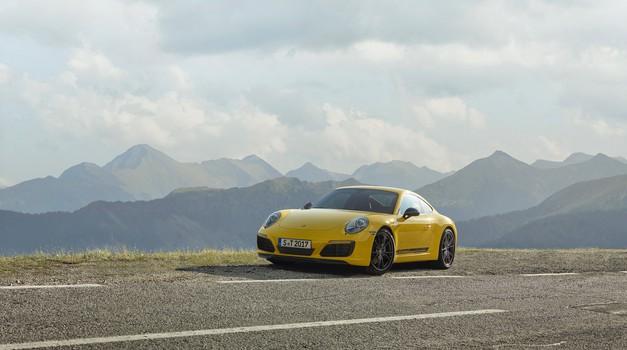 Porsche se modelom 911T vraća korijenima