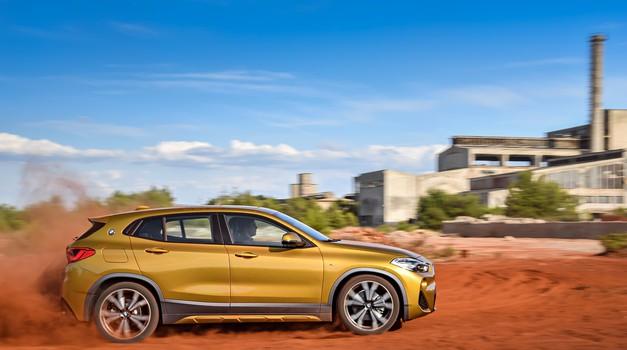 VIDEO: BMW svoj sjaj predstavio na našoj sramoti - u Obrovcu i razvaljenoj tvornici glinice