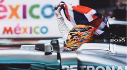 Lewis Hamilton osvojio četvrti naslov prvaka F1!