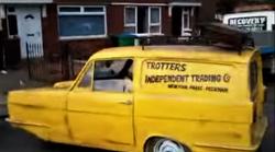 POŽURITE SE U LONDON: Prodaje se Del Boyev legendarni limeni ljubimac na tri kotača