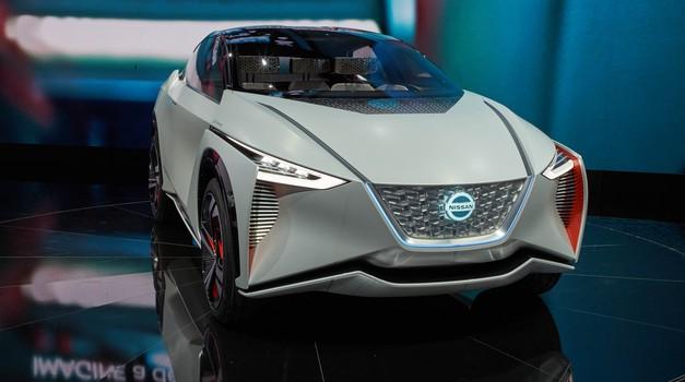 Nissan budućnost vidi u konceptu električnoga crossovera IMx
