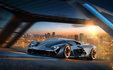 Lamborghini predstavio električni superauto  – nažalost, samo koncept