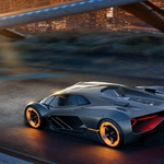 Lamborghini predstavio električni superauto  – nažalost, samo koncept (foto: Lamborghini)