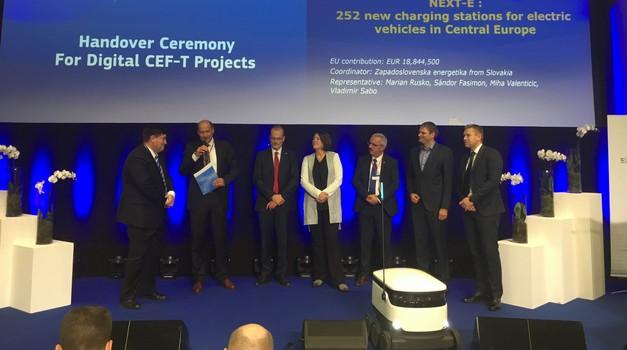 Grade se 252 brze električne punionice diljem srednje i istočne Europe