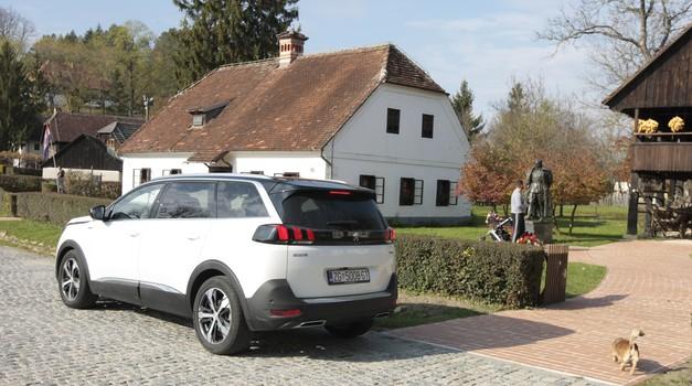 VIDEO x 2 - Peugeot 5008 - nakon malih eto i najvećega crossovera à la Rang Rover Evoque i to sa 7 sjedala