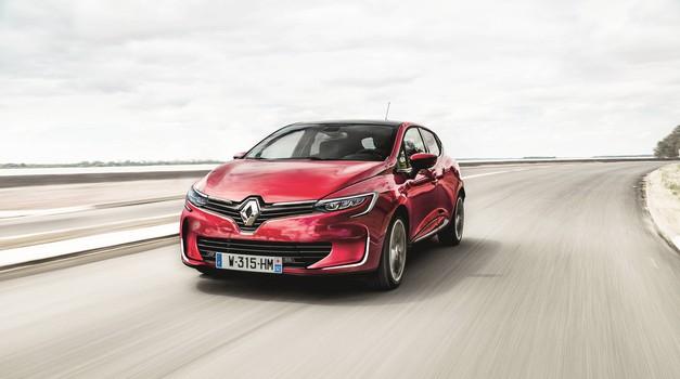 EKSKLUZIVNO Renault Clio V uveritra u novu francusku petoljetku - ubuduće tako će izgledati svi Renaulti