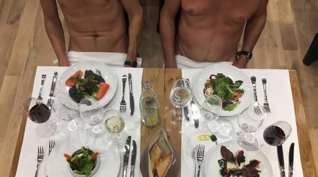 Pariz dobio prvi nudistički restoran – da biste u njemu jeli, morate biti potpuno goli