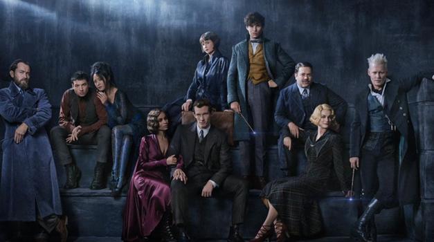 VIDEO: Film ''Fantastic Beasts: The Crimes of Grindelwald'' za godinu stiže u kina, a otkrivena je i glumačka postava
