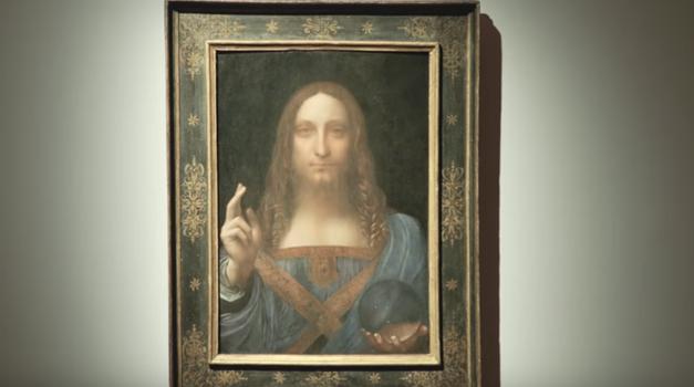 VIDEO Rekordna 453,3 milijuna dolara za Da Vincijeva ''Spasitelja svijeta'' - najskuplje umjetničko djelo svih vremena