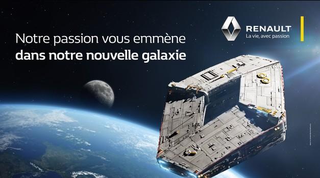"""""""Ratovi zvijezda"""" i Renault surađuju u kampanji!"""