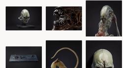Dvojac koji stoji iza izgleda čudovišnog Aliena, lansirat će limitiranu kolekciju s kreaturama iz filma