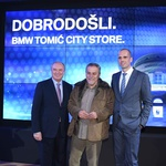 BMW je postavio Zagreb na podij i to odmah do Bruxellesa i Rima otvorivši najsuvremeniji multimedijalni centar (foto: Ivica Tomić)