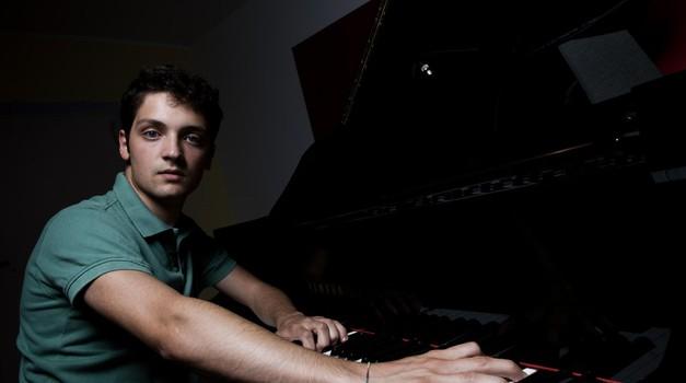 Enrico Zanisi na ovogodišnjem koncertu Jazz.hr