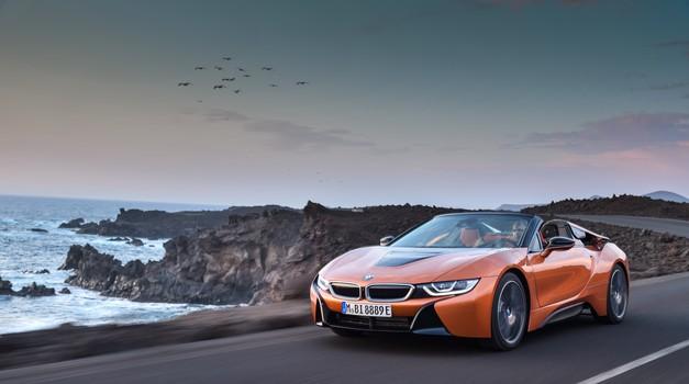 VIDEO BMW i8 Roadster -  Slavonac Majdandžić ga 2009. nacrtao, a Međimurac Domagoj Đukec ga 2017. usavršio