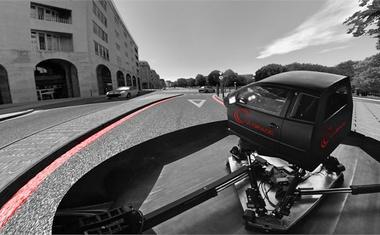 Honda predstavila revolucionarni simulator vožnje