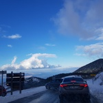 VIDEO: Alfa Romeo na krovu Hrvatske - osvojen snijegom zameteni Zavižan, na -8 stupnjeva (foto: alfa klub)