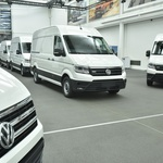 Prvi VW e-Crafters dostavljen kupcima (foto: Volkswagen)