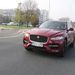 VIDEO: Jaguar u kojemu se sjedi kao u busu, a vozi kao u limuzini i koji će zbog trošarina pojeftiniti  80.000 kuna (foto: igor stažić)
