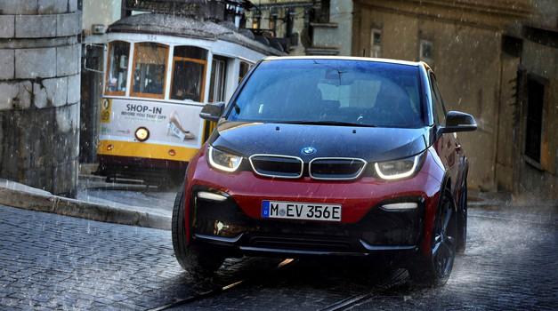 Poboljšana verzija - BMW i3 sada ima puno bolji sustav kontrole vuče