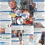 Godinu 2018. obilježit će Vladimir Putin i veliki hrvatski znanstvenik Igor Štagljar, čiji lijek za rak ide u primjenu (foto: Graphic News)