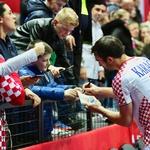 Igor Karačić dijeli autograme (foto: hrs)