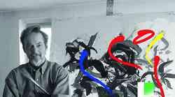 Umro je Dalibor Jelavić, apstraktni slikar i konkretan čovjek, svojevrsna moralna vertikala hrvatskog društva koji je bio u Domovinskom ratu, radio je s Hegedušićem, Murtićem, bio dekan Akademije....