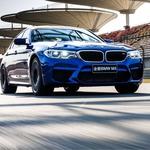 VIDEO:  374,17 km driftao non-stop 8 sati u novome BMW-u M5 - ludi rekord, a gorivo točili u spektakularnoj vožnji (foto: BMW Group press)
