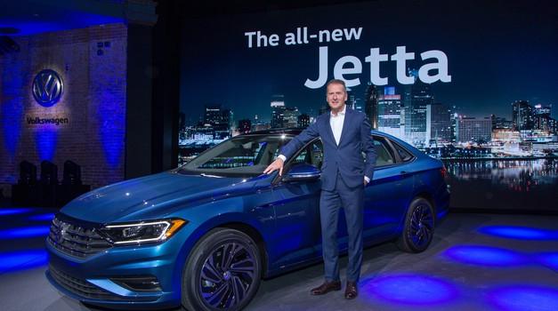 Rastrošni benzinci i dizelaši te VW Jetta i Mercedes G klase najveće su zvijezde Detroit Motor Showa 2018.