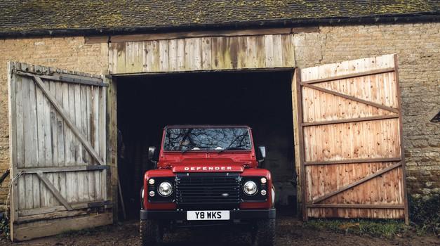 Engleski nasljednik kultnoga Willy'sa ipak živi dalje, čak nikada jači - s 405 KS i 515 Nm
