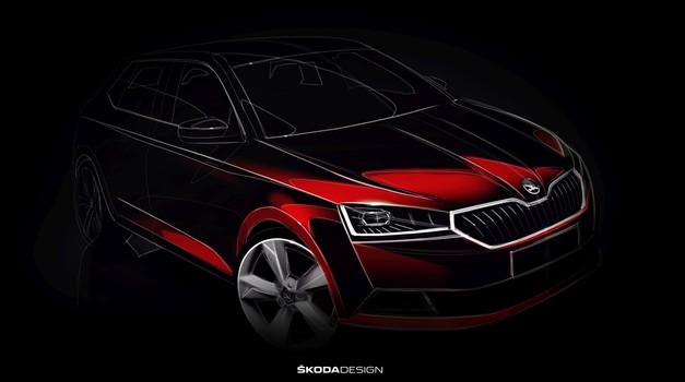 Škoda Fabia - prve slike obnovljene 3. generacije modela koji je prodan u 4 milijuna primjeraka