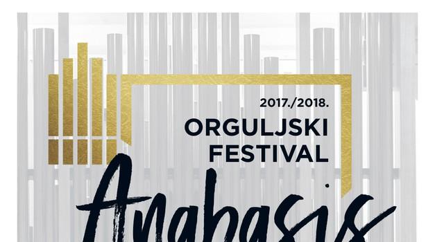 Koncert Orguljskog festivala Anabasis - Orgulje i temperamenti