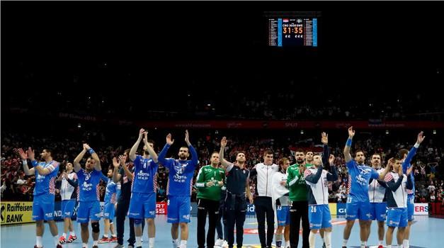Kauboje pratila trećina nacije, a nijedna od 42 francuske TV postaje nije prenosila utakmicu iz zagrebačke Arene