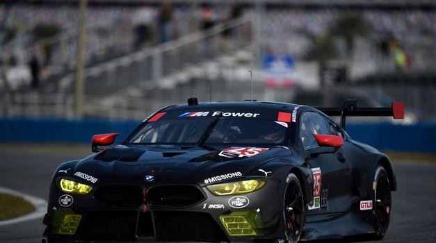 Velika premijera: BMW M8 GTE pred prvim pravim testom u Daytoni na utrci Rolex 24h