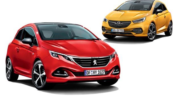 """Peugeot 208 spreman je za Ženevu! Do 2025. sve će """"lavove"""" pokretati struja, a i Opele čeka ista sudbina"""