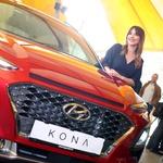 Marijana Batinić, Hyundaijeva ambasadorica: -Djed Mraz mi je ove godine malo kasnio s poklonom, ali isplatilo se čekati Konu (foto: press)