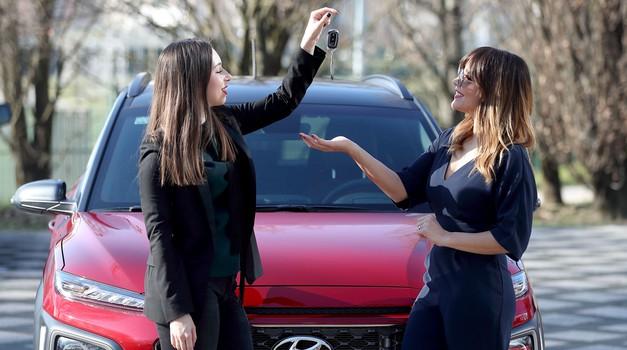 Marijana Batinić, Hyundaijeva ambasadorica: -Djed Mraz mi je ove godine malo kasnio s poklonom, ali isplatilo se čekati Konu