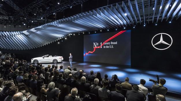 Svakome Mercedesovu radniku bonus 6000 eura zbog rasta prodaje 9,9 posto