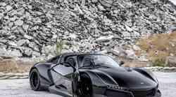 Rezvani Beast Alpha X Blackbird bit će jedna od zvijezda Ženeve