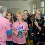 Žene udaraju najjače, a knjiga o Kržljavom žgolji digla je sve na noge, pa i Milana Bandića i Ćiru Blaževića (foto: Mario Draušnik)